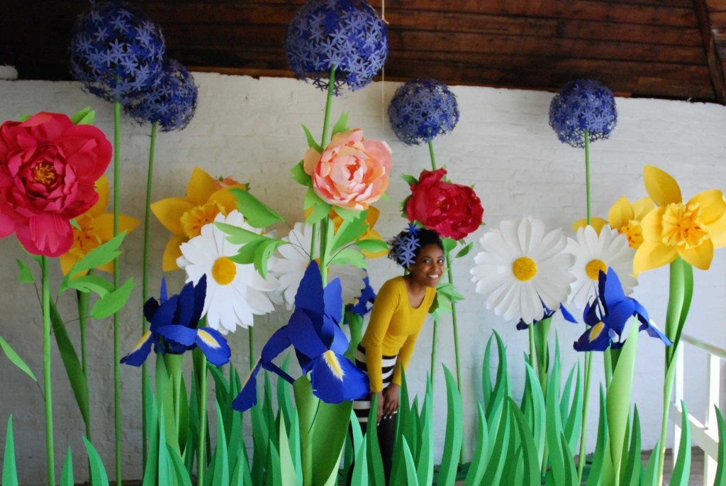 Visual impact blog archive giant paper flowers flower collection with izi mightylinksfo