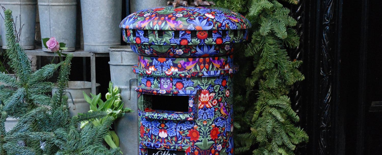Liberty postbox